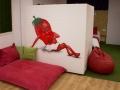 Tomate rooms sauna