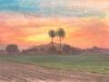 Sunrise Over Callosa