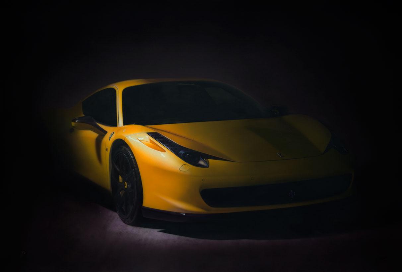 Yellow_Ferrari_458